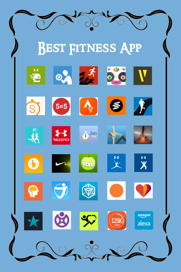 best gym app 2017 2018 gym fitness exercise gyms near me