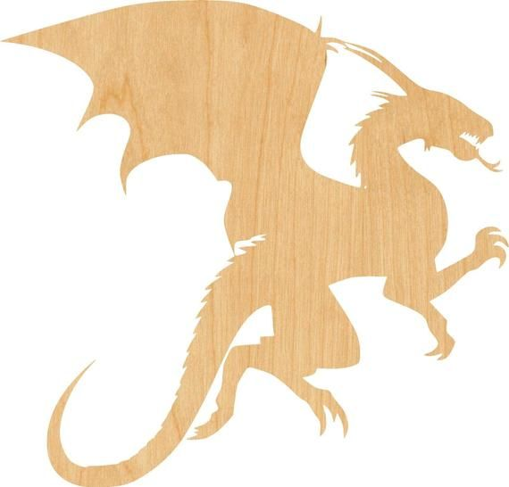 Hobbyist D.I.Y Great for Crafting Projects Moose Wooden Laser Cut Out Shape