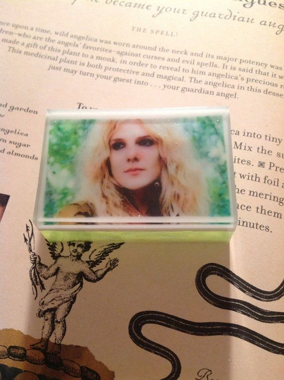 American Horror Story - Misty Day Patchouli and Rose Soap