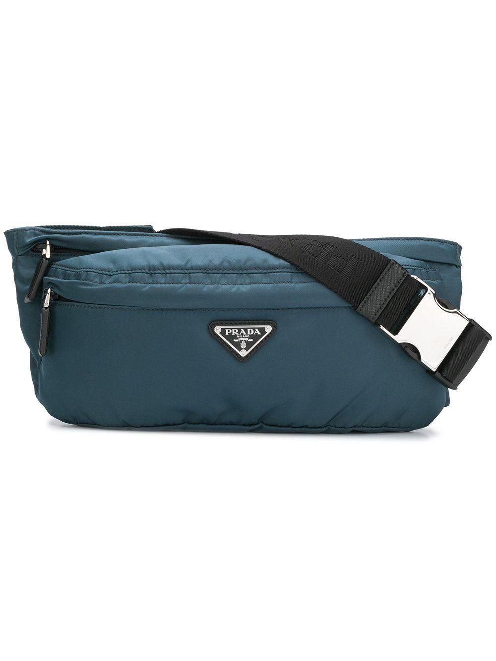 794c9c13afb3 Prada Shell belt bag