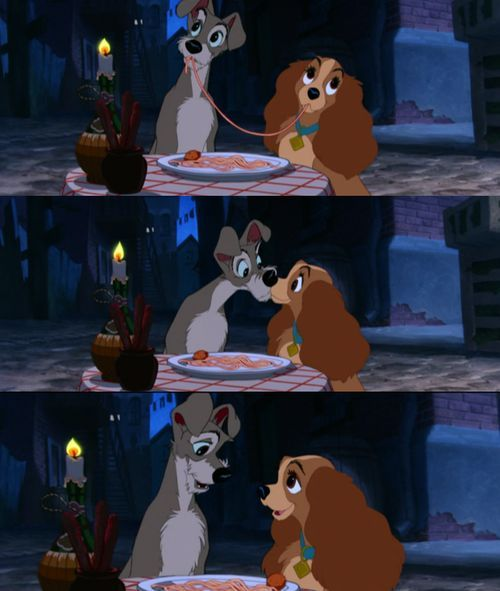 Lady And The Tramp Walt Disney Pictures Disney Pictures Disney Challenge