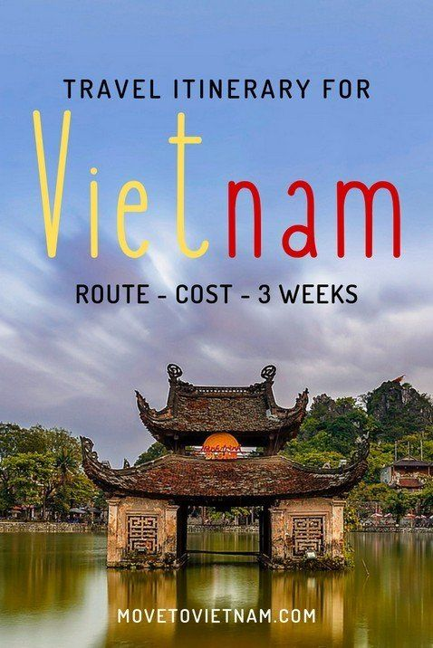 3 Week Vietnam Itinerary What To See Eat Do Tips Vietnam Itinerary Vietnam Travel Guide Travel Destinations Asia