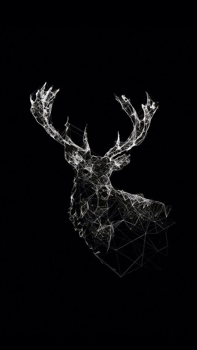 𝓅 𝒾 𝓃 𝓉 𝑒 𝓇 𝑒 𝓈 𝓉 𝓈𝑜𝓂𝒶𝓃𝓎𝑜𝒸𝓈 Deer wallpaper, Phone