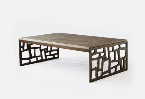 Ferros Coffee Table By Troscan Design Furnishings At Josu Badiola Interior Architecture Agency Coffee Table Inspiration Coffee Table Furnishings