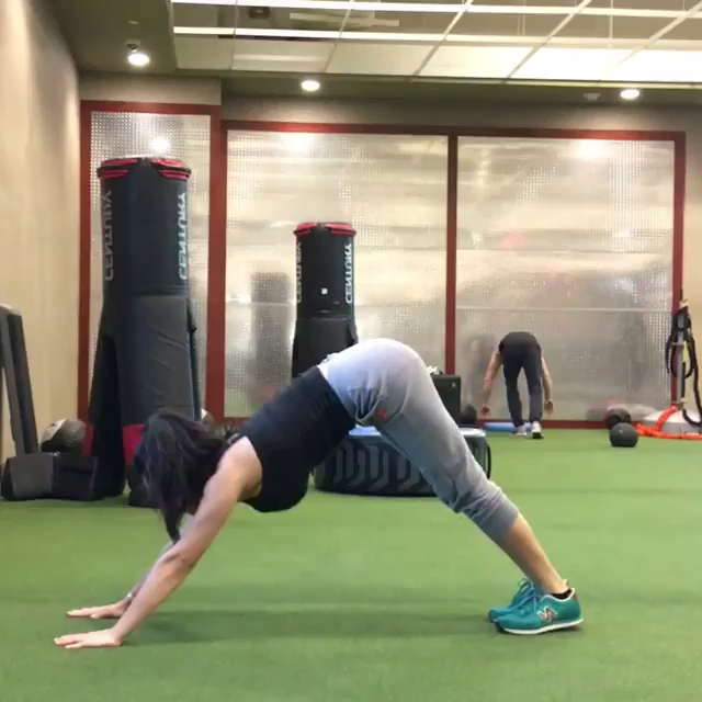 obliques(curves) and arms workout #coreworkouts