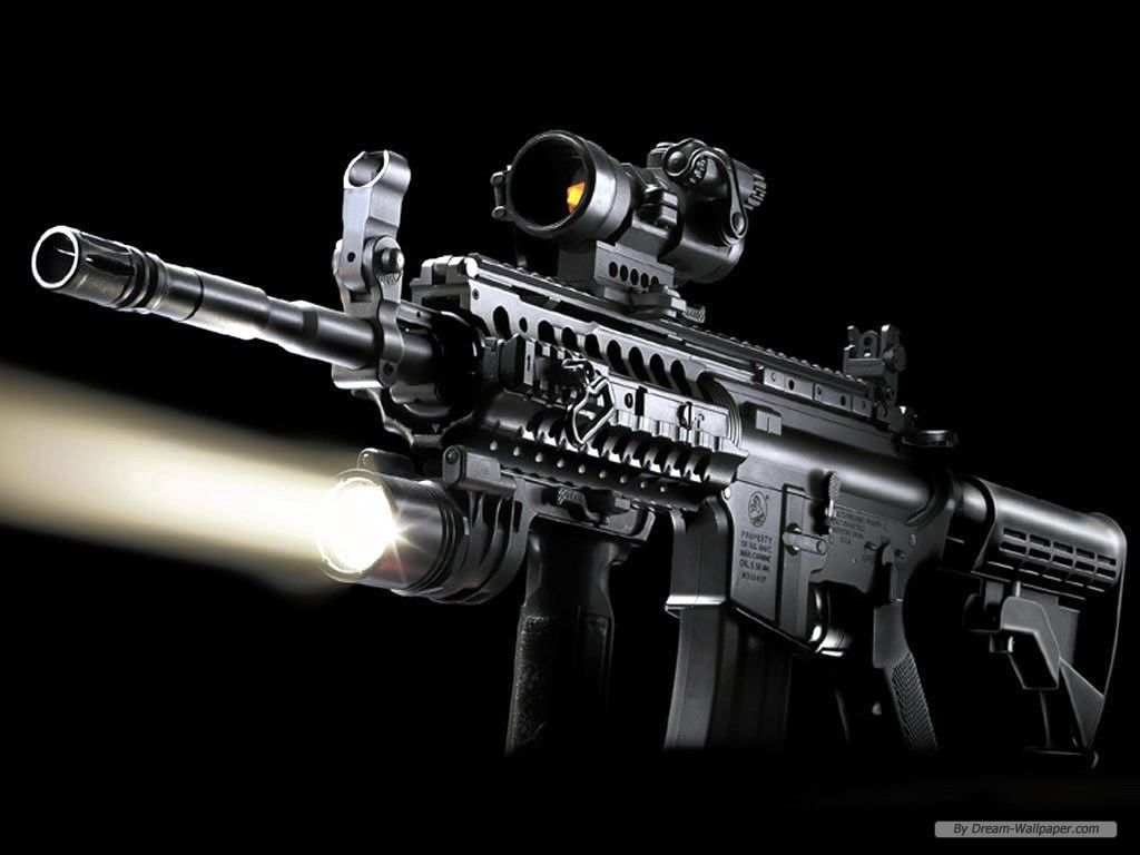 Machine Guns Wallpaper High Quality Resolution Wpf