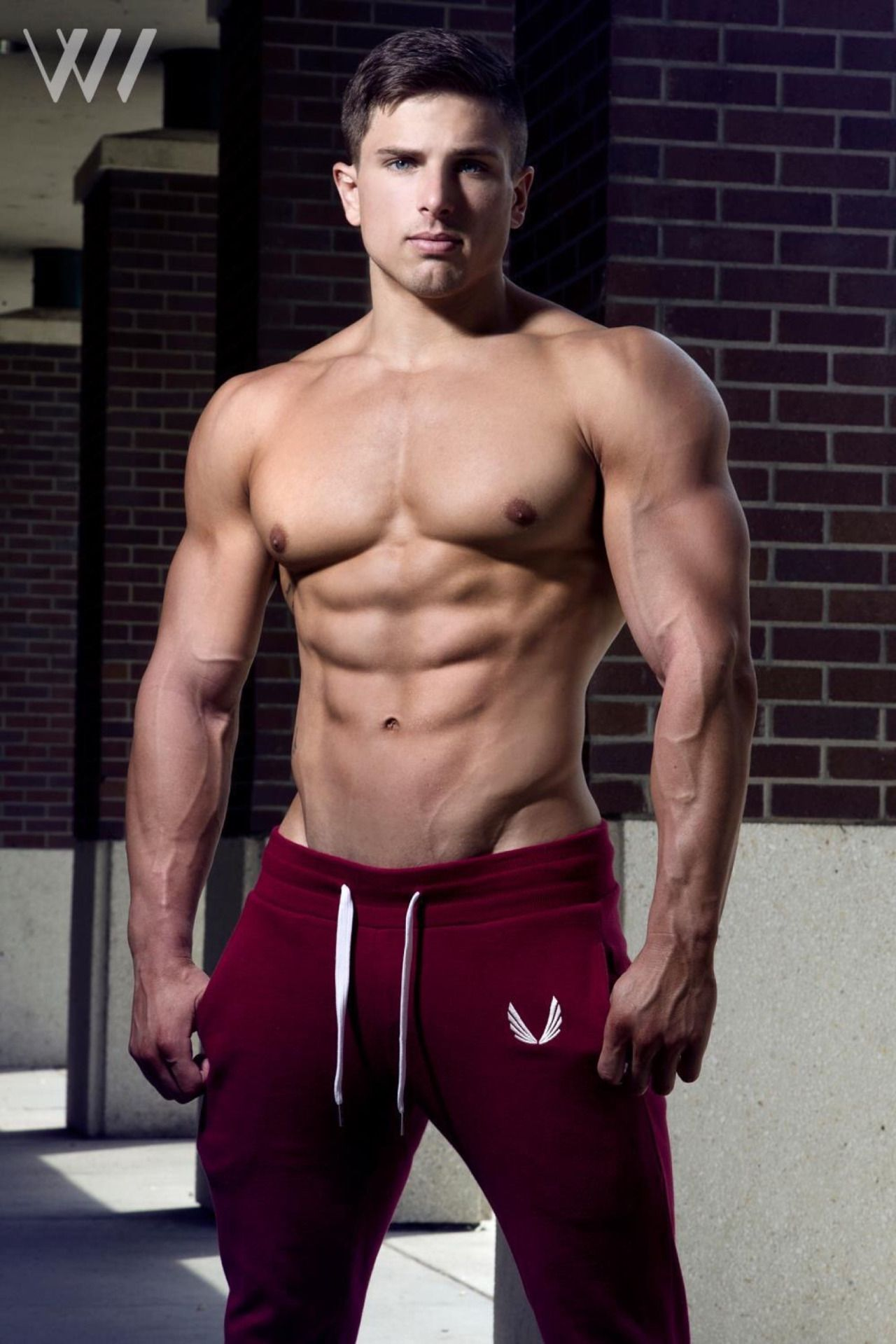 Pin On Muscle Men Collection-8385