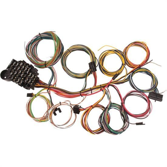 Sdway Universal 22 Circuit Wiring Harness | SR20 Swap | Street ... on