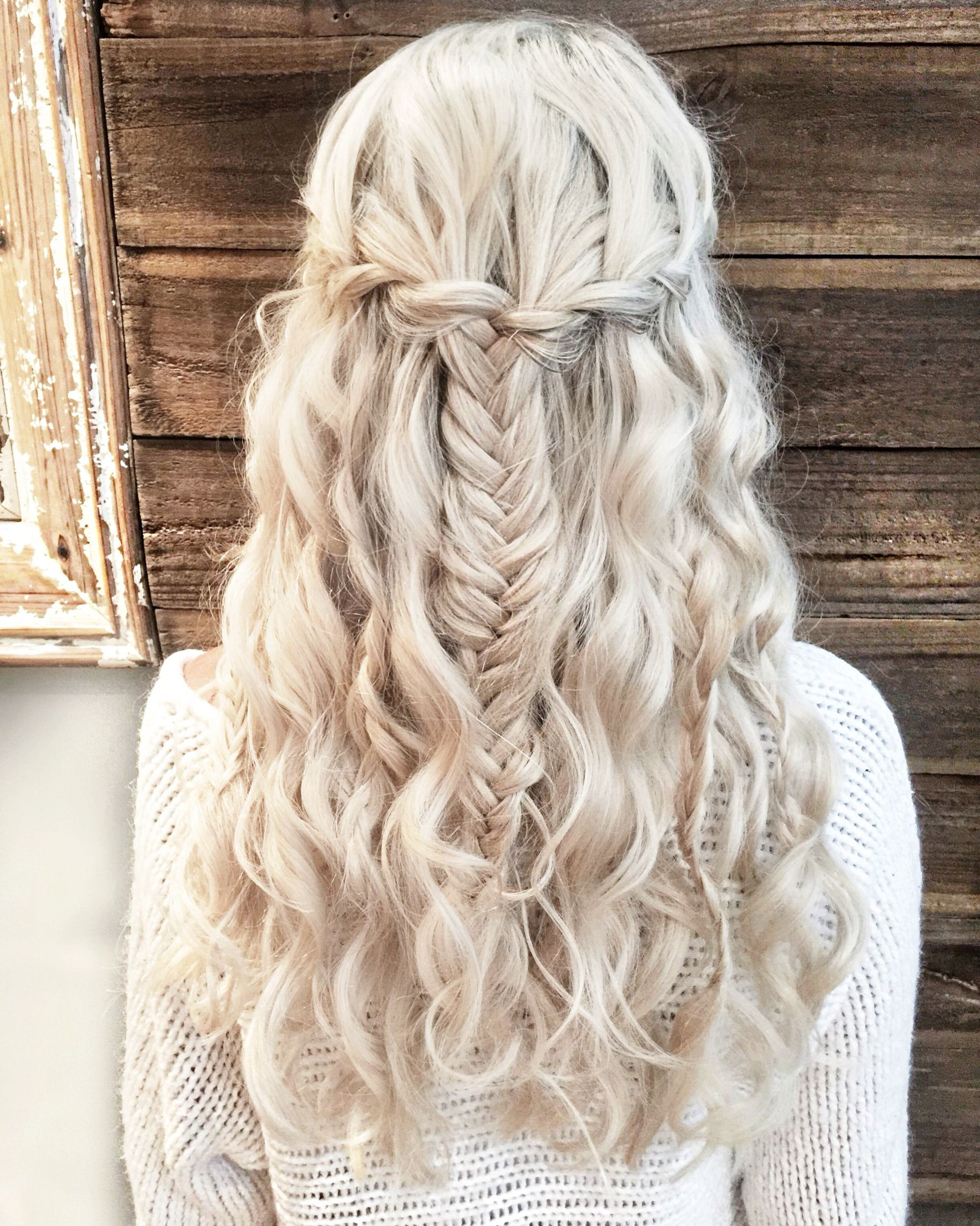 GypsyLovinLight - Hair by The Nest Hair Boutique | Wedding ...