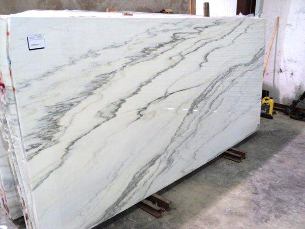 Alabama White Marble Slab 9989 Marble Slab White Marble White Marble Countertops