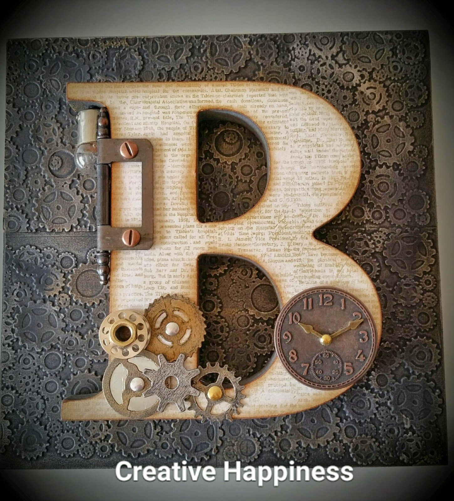 Metal Craft Letters Custom Creative Happiness Search Results For Letters  Scrapbooking Design Inspiration