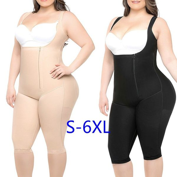 d9d164c9d250a 2018 New Fajas Colombianas Women Fashion Sexy Full Body Shaper ...