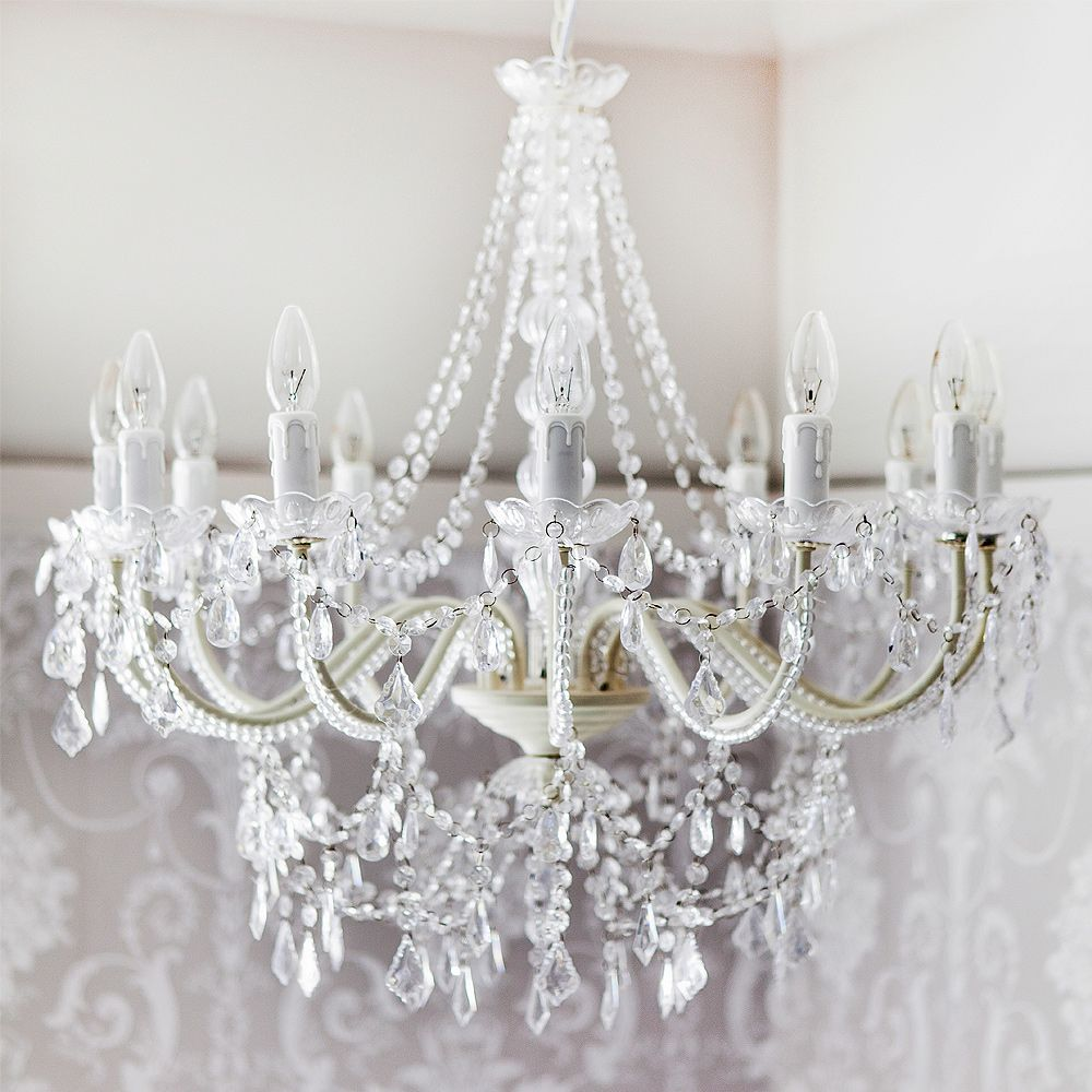 Victoria Chandelier by The French Bedroom Company