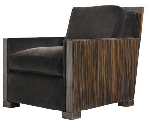 Stunning wood arm club chair from A. Rudin .patricklandrumdesign.com .  sc 1 th 208 : a rudin chair - Cheerinfomania.Com