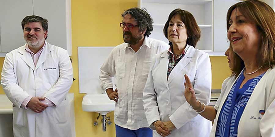 Ministra de Salud reafirma entrega de 20 hospitales antes de 2018 - EntornoInteligente
