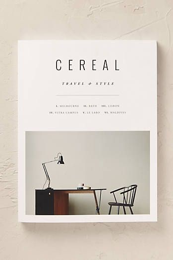 Cereal Magazine, Volume Nine