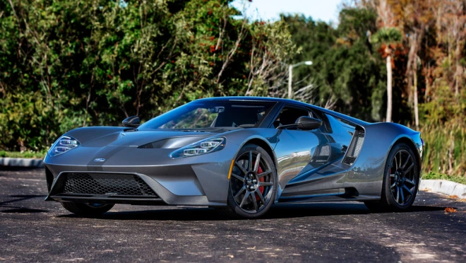 This Ultra Rare Ford Gt Competition Series Could Fetch Up To 1 25