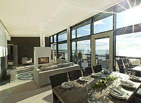 Hiekkasärkkäin Timantti — Kalajoki http://www.visitkalajoki.fi/fi/yritykset/hotelli-rantakalla/hiekkasarkkain-timantti #kalajoki #apartment #seaview #home #hotel #suite #holiday #kitchen #design