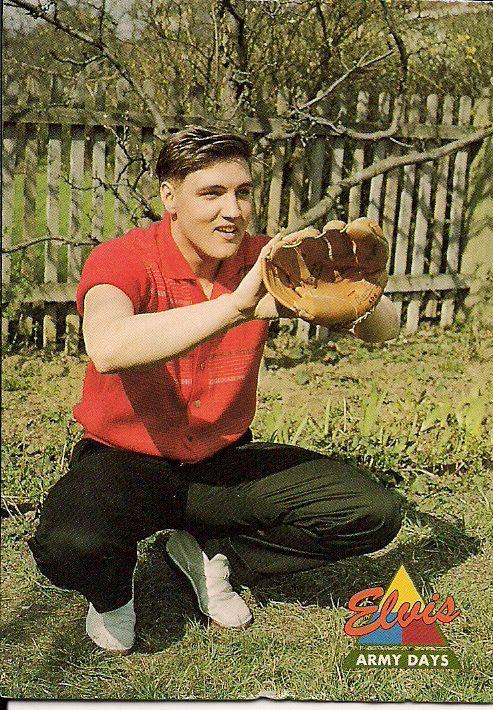 This Is A Baseball Card Elvis Memorabilia Elvis Memorabilia