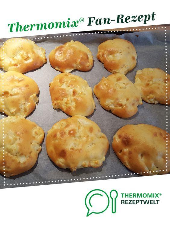 Apfelstuten #recipeforpuffpastry