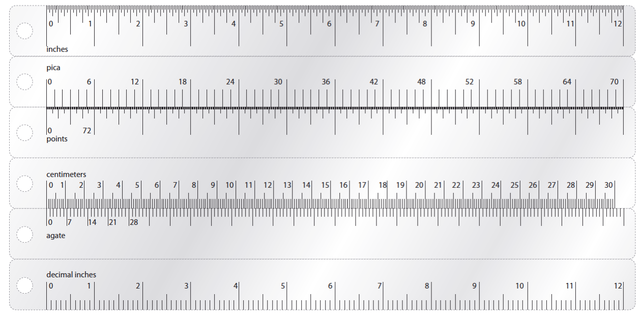 Architectural Scale Ruler | rulers rulers print out measurement ...