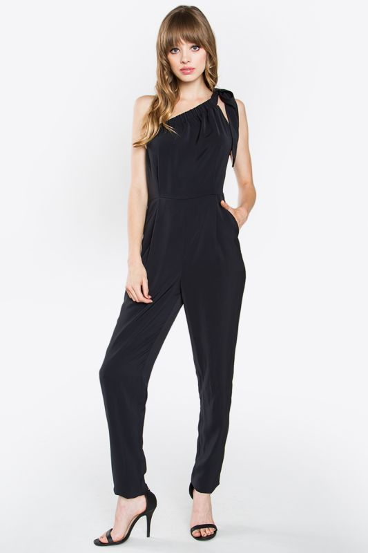 Kayleigh One Shoulder Jumpsuit