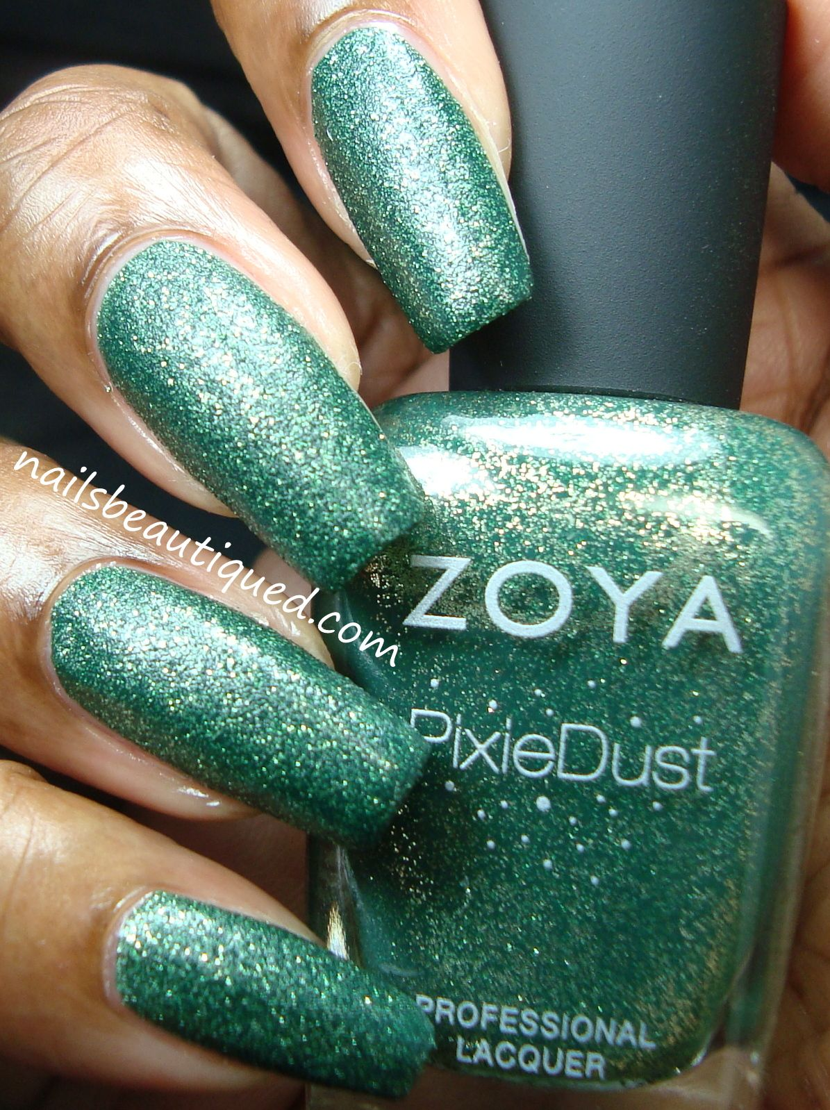 Longer Nails in Green: Zoya Pixie Dust 2013 Fall Edition, Chita ...