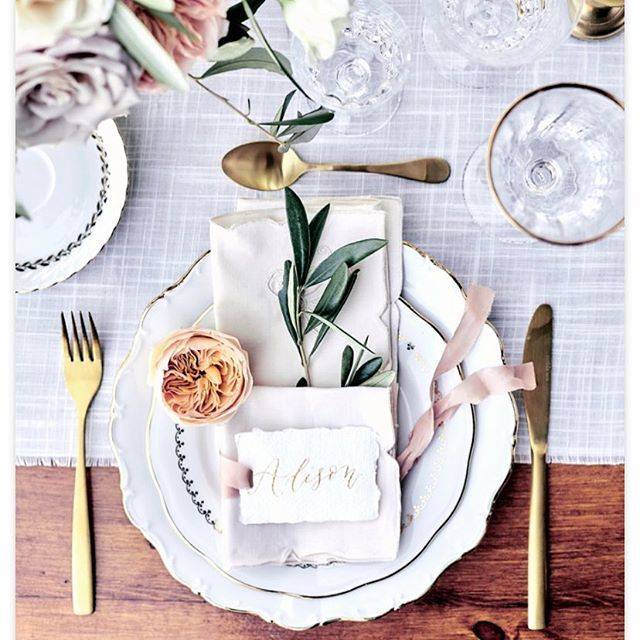Table de mariage : plan de table et idées de décoration