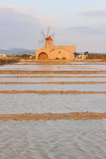 Saline di Trapani e Paceco, Sicily Italy