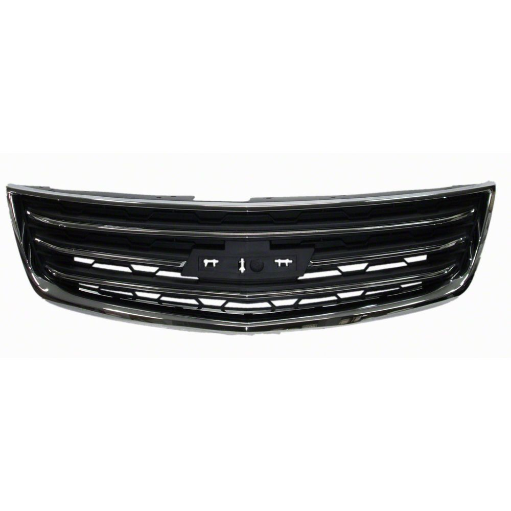 New Gm1200662 2013 2017 Fits Chevrolet Traverse Grille Assembly With Chrome Brandnewaftermarketreplacementpart Chevrolet Traverse Chevrolet Samsung Gear Fit
