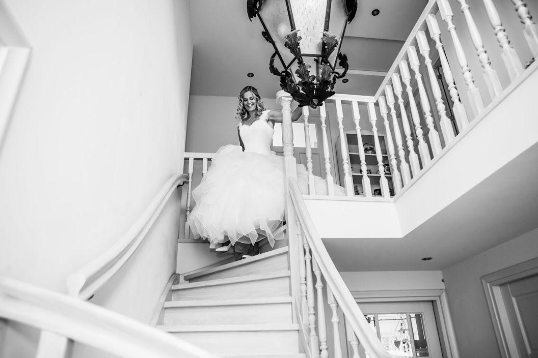 Klassieke bruidsfotografie