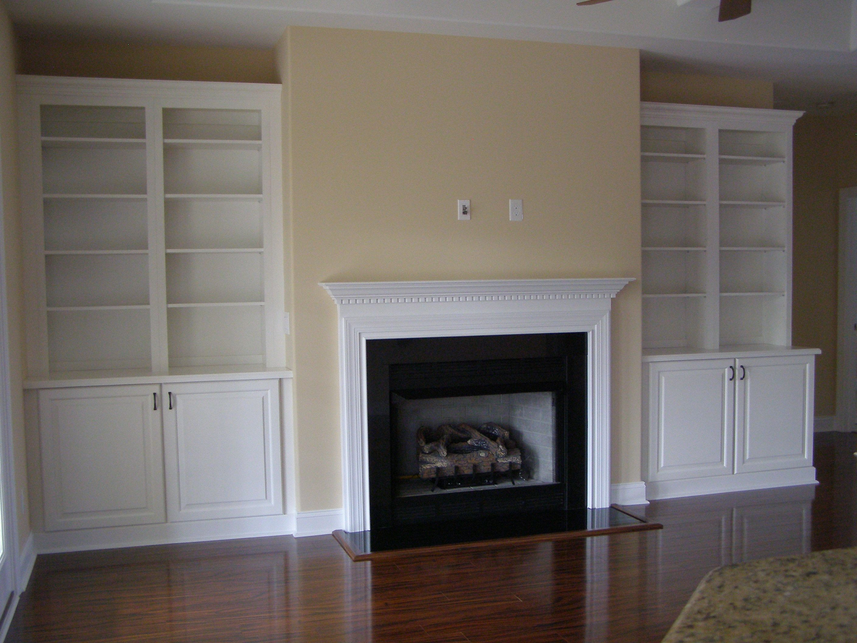 add some built ins for tv stuff and finally put tv over fireplace other home pinterest. Black Bedroom Furniture Sets. Home Design Ideas