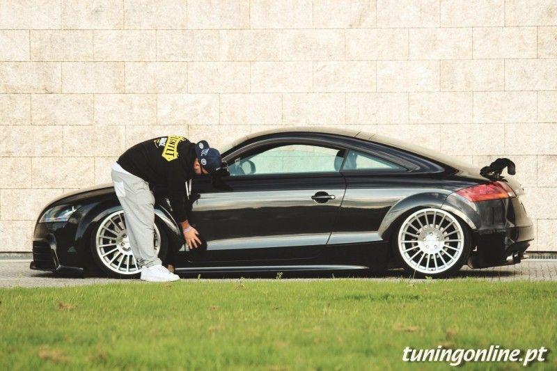 Audi TT stance project Dinittoh Ribeiro