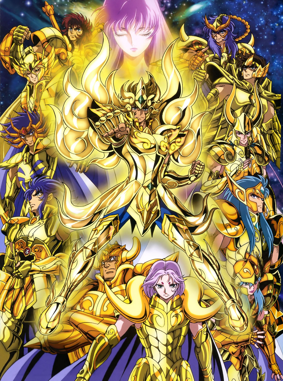 Wallpapers Dos Cavaleiros De Ouro Blog Do Zodiaco Cavaleiros