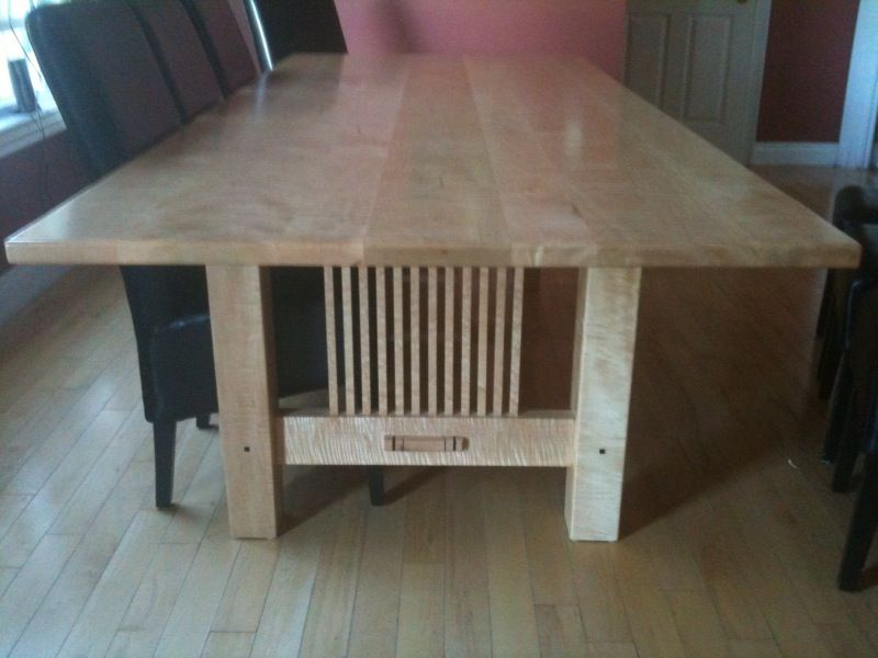 Dining Room Table Woodworking Plans  Wood Projects  Pinterest Fair Dining Room Tables Plans 2018