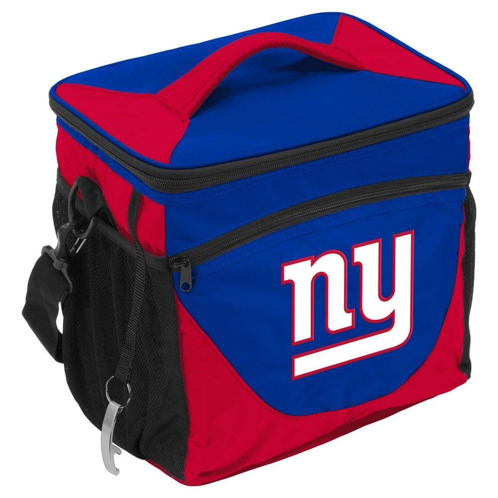 NFL New York Giants 24Can Soft Side Cooler Nfl new york