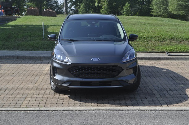 2020 Ford Escape Hybrid First Drive A To Plug Or Not To Plug Ford Escape Ford Hybrid Crossover