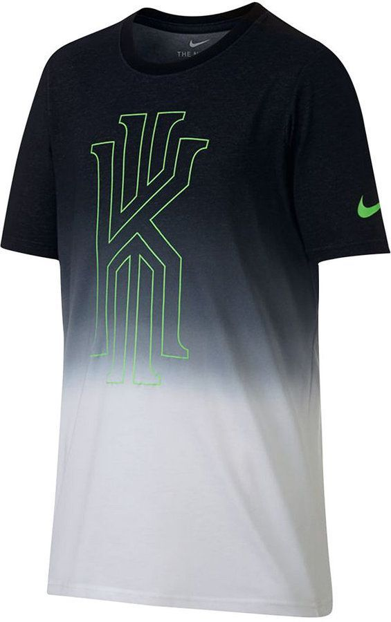 32b1e14f Nike Dri-fit Kyrie Irving T-Shirt, Big Boys (8-20) | Products