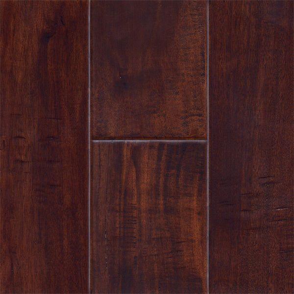 "Discount Hardwood Flooring 4.75"" Cabernet Acacia Hand"
