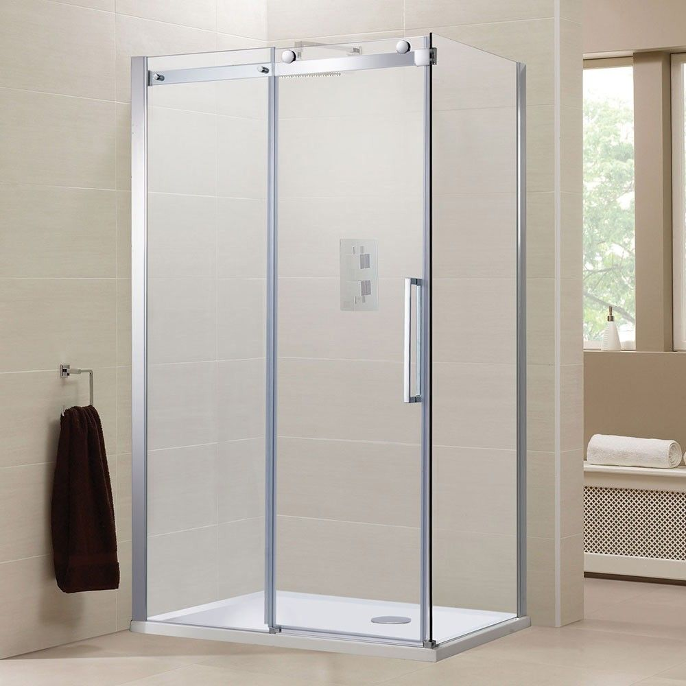Sliding Door Shower Enclosure 1200 X 700 | http://sourceabl.com ...