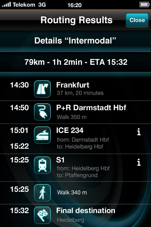 Bmw I3 Smartphone App Previews The Future Gallery 1