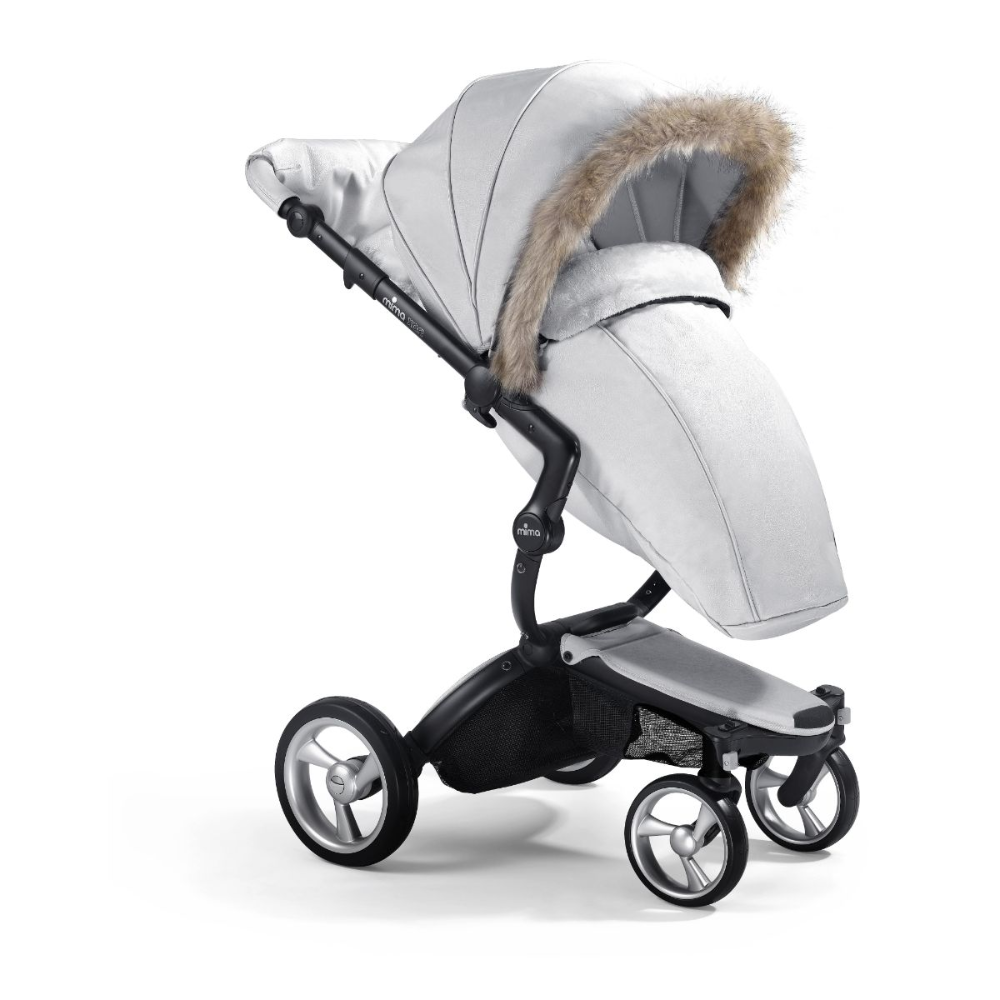 Xari Winter Outfit in 2020 Stroller, Baby in snow