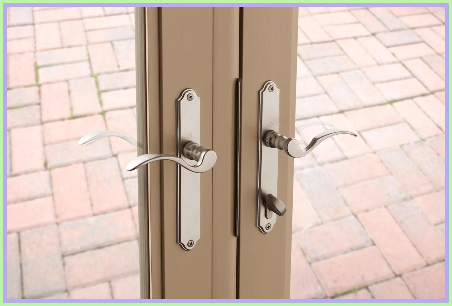 116 Reference Of French Door Patio Lock In 2020 French Doors Exterior French Doors Patio Patio Door Handle