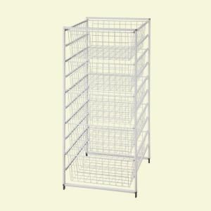 Drawer Kit With 5 Wire Baskets 6202 At The Home Depot