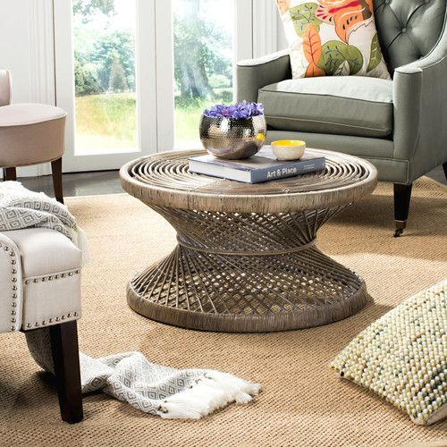 Alburg Coffee Table #birchlane   mom\'s living room   Pinterest