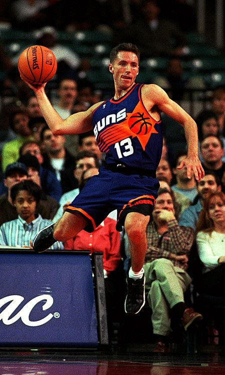 steve nash is my favorite basketball player The nba has been blinded long enough and it is time for people to realize just  how good of a player steve nash was during his 18 nba.