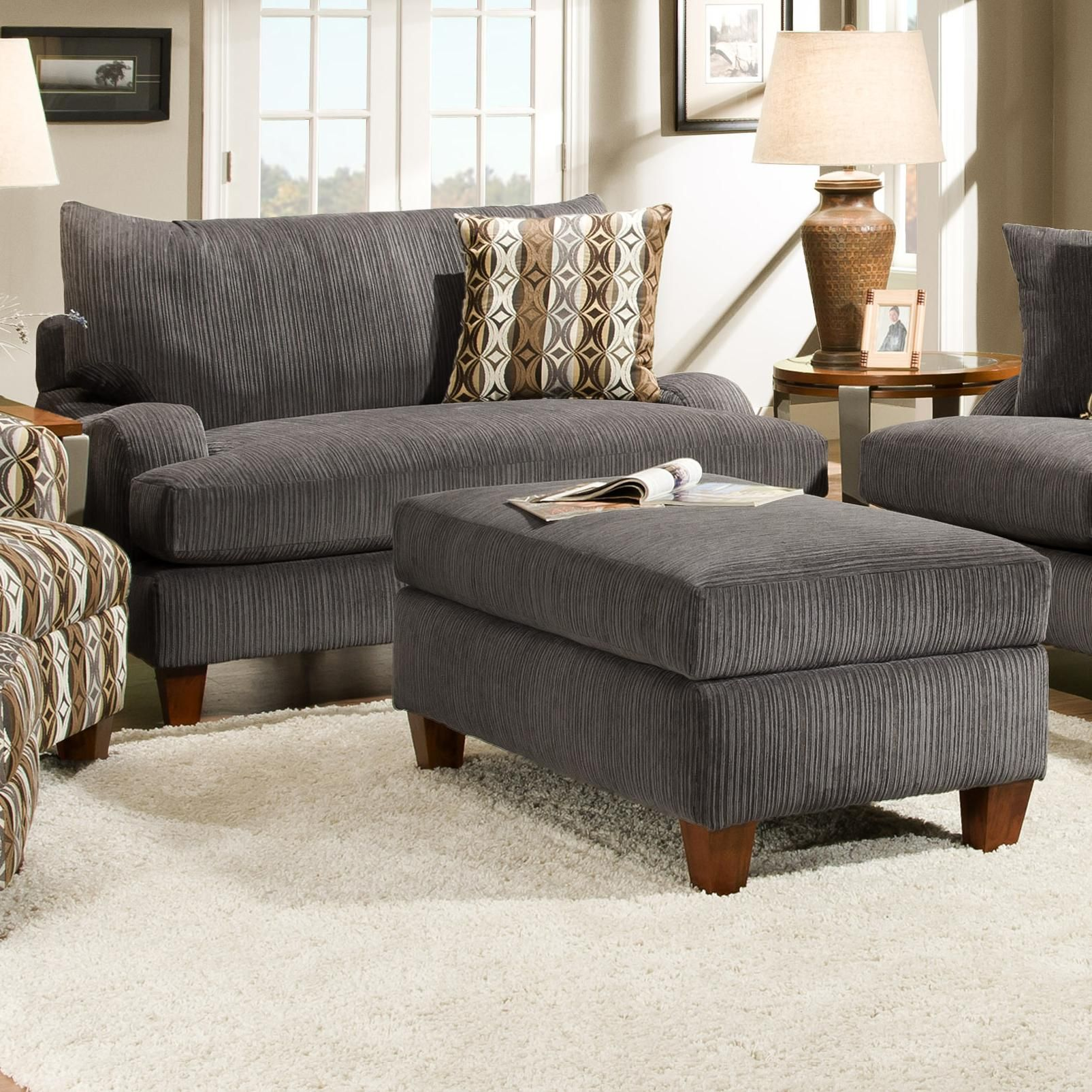 oversized chair and ottoman clearance