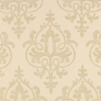 Žakár Ranken 1 - Polyester - béžová