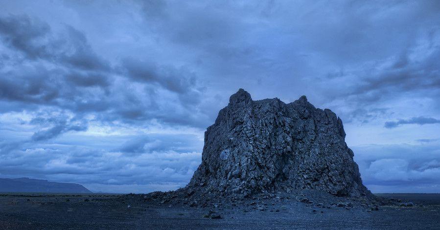 The Black Rock Iceland photos, Black rock, Iceland island