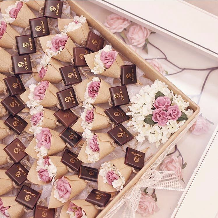 New The 10 Best Crafts Today With Pictures لعرايس صيف2019 توزيعات مميزة وافكار جديدة وغير تقليدية وباس Gifts For Wedding Party Eid Gifts Flower Box Gift